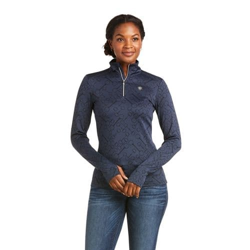 Ariat  Prophecy Baselayer - Navy