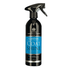 Canter  Coat Shine by Carr & Day & Martin