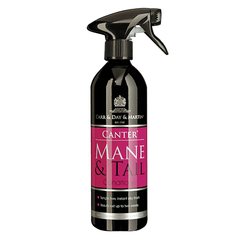 Canter Mane and Tail Conditioner by Carr & Day & Martin