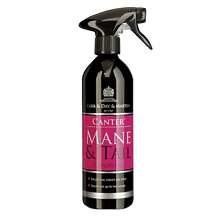 Canter Mane and Tail Conditioner by Carr & Day & Martin - Now available in 1Ltr