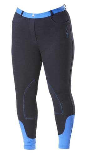Firefoot Ladies Farsley Fleece Lined Breeches