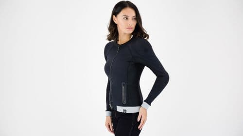 KNOX Action Zip Baselayer for Women