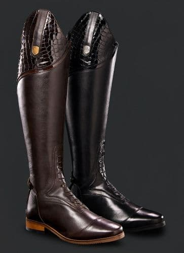 Mountain Horse Sovereign Lux Leather Riding Boot
