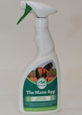 The Mane App Native Naturals Mane and Tail Detangler
