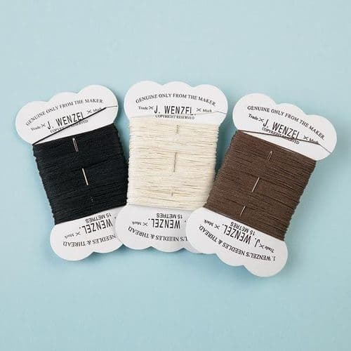 Wenzel Plaiting Thread - complete with needle
