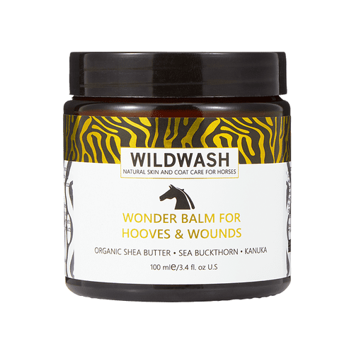 Wild Wash Wonder Balm for Hooves and Wounds