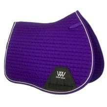 Woof  Wear  Saddle Cloth -  Violet GP