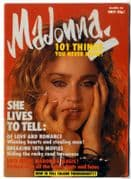 101 THINGS YOU NEVER KNEW! - UK MAGAZINE SPECIAL 1986