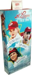 A LEAGUE OF THEIR OWN - USA PROMO 5FT VIDEO STORE FLOOR DISPLAY