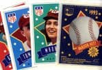 A LEAGUE OF THEIR OWN - USA PROMO BASEBALL CARD SET