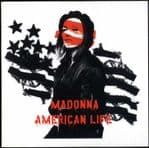 AMERICAN LIFE - EU CARD SLEEVE CD SINGLE