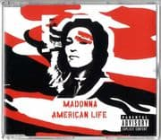 AMERICAN LIFE - UK CD SINGLE (W603CD1)