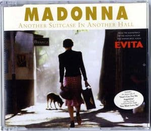 ANOTHER SUITCASE IN ANOTHER HALL - UK CD SINGLE (W0388CD)