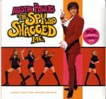 BEAUTIFUL STRANGER on THE SPY WHO SHAGGED ME - AUSTIN POWERS TAN COLOUR VINYL