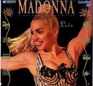 BLOND AMBITION WORLD TOUR LIVE - USA 12