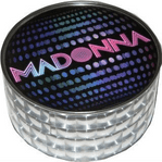 CONFESSIONS DISCOBALL TIN & MEMBERS CARD - OFFICIAL ICON FANCLUB