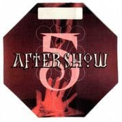 DROWNED WORLD TOUR - AFTER SHOW PASS #5