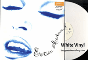 EROTICA - OFFICIAL UK LIMITED EDITION WHITE VINYL 2-LP (SEALED)