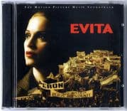 EVITA SOUNDTRACK - UK / EUROPE 2x CD ALBUM