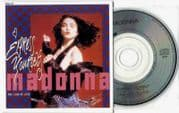 """EXPRESS YOURSELF - JAPAN  3"""" CD (WPDR-3120)"""