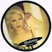 """FEVER -  UK 7"""" PICTURE DISC (W0168P)"""