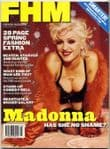 FHM - UK MAGAZINE (MARCH 1995)