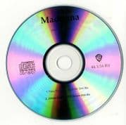 GHV2  MEGAMIX - USA 2 TRACK PROMO REFERENCE CD