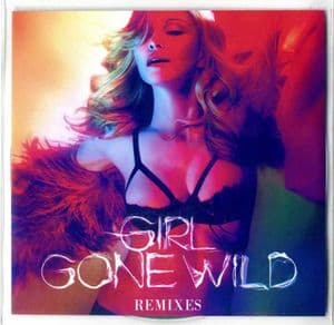 GIRL GONE WILD (REMIXES) - USA 3 TRACK PROMO CD