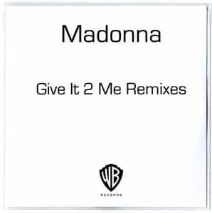 GIVE IT 2 ME (REMIXES) - UK 8 TRACK PROMO CD