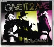 GIVE IT 2 ME - UK CD SINGLE (W809CD1)