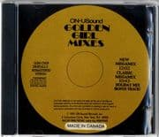 GOLDEN GIRL MIXES - CANADA ON-USOUND MEGAMIX CD