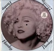 """HANKY PANKY -  UK 12"""" PICTURE DISC + POSTER  (W9789TP)"""