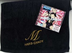 HARD CANDY - THAILAND CD ALBUM + PROMO TOWEL