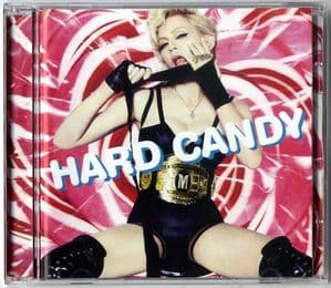 HARD CANDY - UK / EUROPEAN CD ALBUM