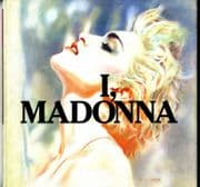 I, MADONNA - JAPANESE PHOTOGRAPHIC BOOK