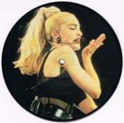 """INTERVIEW 90 - UK 7"""" PICTURE DISC"""