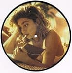 "INTERVIEW (SUSAN SMOKING) - UK 7"" PICTURE DISC"