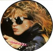 "INTERVIEW WITH LOVE - UK 12"" PICTURE DISC"