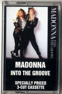 INTO THE GROOVE - CASSETTE SINGLE