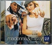 INTO THE HOLLYWOOD GROOVE - GAP UK PROMO CD