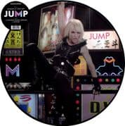 "JUMP - UK 12"" PICTURE DISC (W744T)"