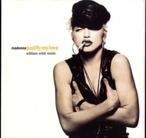 JUSTIFY MY LOVE - UK 12