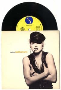 JUSTIFY MY LOVE - UK 7