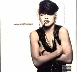 JUSTIFY MY LOVE - USA 12
