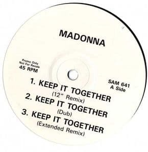 KEEP IT TOGETHER - UK PROMO ONLY 12