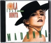 LA ISLA BONITA (SUPER MIX)- AUSTRALIA 7 TRACK CD