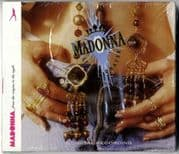 LIKE A PRAYER - GREECE CD ALBUM