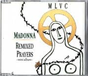 LIKE A PRAYER (REMIXED PRAYERS) - JAPAN CD (WPCR-1505)
