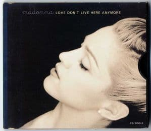 LOVE DON'T LIVE HERE ANYMORE - USA CD SINGLE