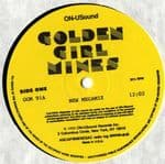 "MADONNA GOLDEN GIRL MIXES - USA ON-USOUND MEGAMIX 12"" VINYL"